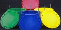 Gyra C-4-806 Multicolor Barrels