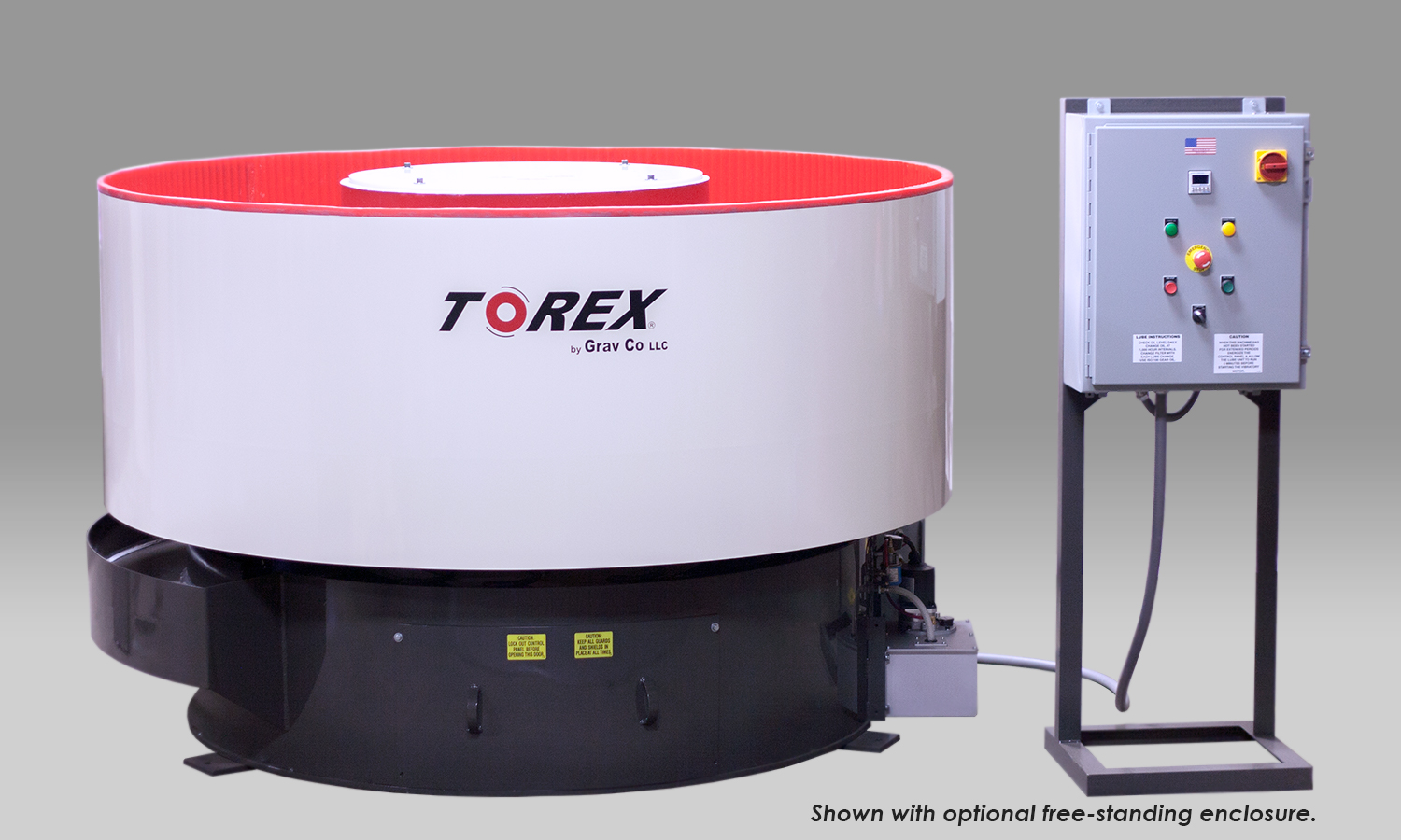 Torex Batch Finishing Bowl Sturgis Llc Machines Media And Compounds